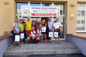 41.slovenský zraz cykloturistov Ružomberok - 29.8.-1.9.2019